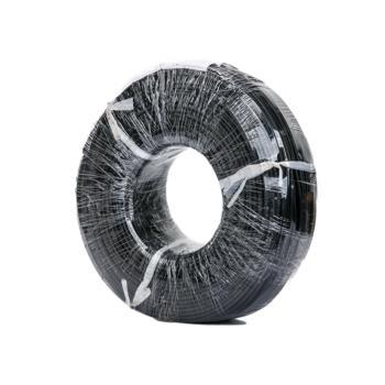 众城 RVV6*0.5 黑色 100m卷 六芯软芯电线