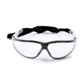 3M  护目镜 11394 舒适型防紫外线 防雾 防冲击 防化镜 运动防护眼镜