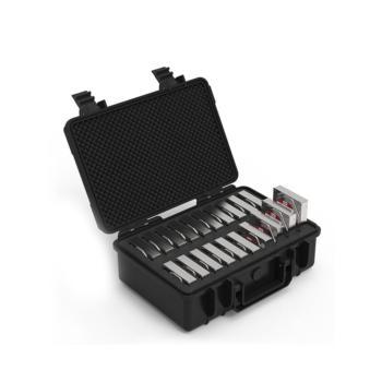 奥睿科(ORICO)PSC 硬盘保护安全盒 专业级三防 3.5英寸*20 商务款