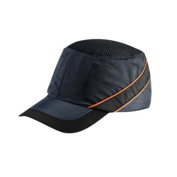 代尔塔(DELTAPLUS) COLTAN轻型防撞安全帽 蓝色 102110