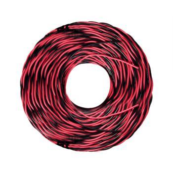 洪乐 RVS2*0.5 红黑 200米两芯双绞软电线