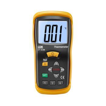 华盛昌(CEM)热偶式温度表 DT-610B
