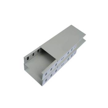江苏海纬 镀锌槽式水平桥架 150*50*1.0