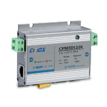 创玺(CMOS)网络摄像机二合一防雷器 CPS05A220/J4