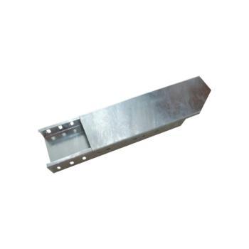 盼帛(Pb) 100*50*1.0/0.8 热浸锌槽式桥架