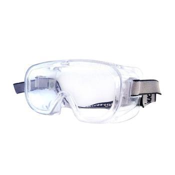 霍尼韦尔(HONEYWELL)LG100A间接通风护目镜 防雾防刮擦 200100