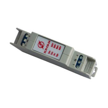 小雷人(XLR)12V铝合金485控制信号电涌保护器 XLR-CS-12