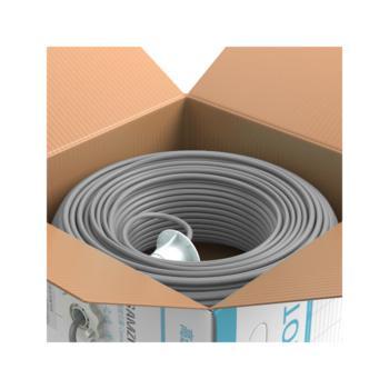 山泽(SAMZHE)工程级超五类无氧铜非屏蔽UTP网络数据电缆 SZ-A5305 灰色 305米/箱