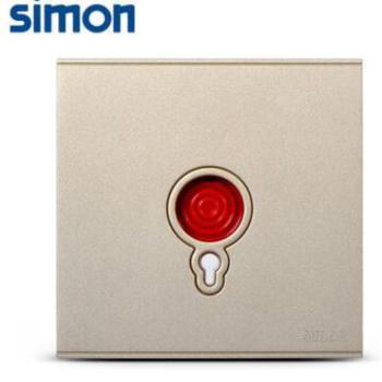 西蒙(SIMON)  报警开关 金色 报警开关 705901