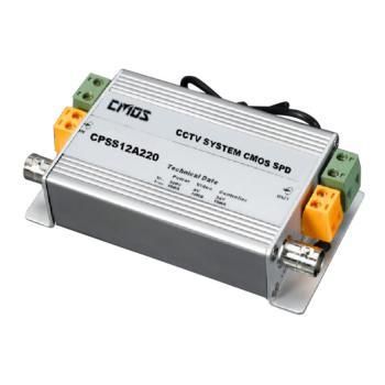 创玺(CMOS)监控系统二合一防雷器 CPS12D12/BNC