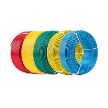 科友(Keyou) BVR-2.5平方 单芯聚氯乙烯绝缘布电线 蓝色 100米/卷