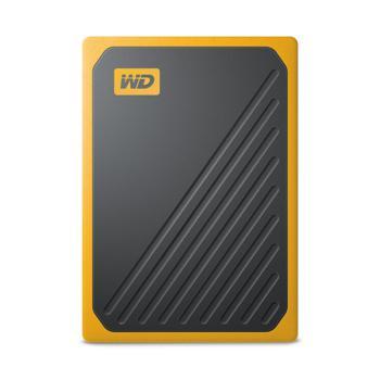 西部数据(WD)WDBMCG0010BYT My Passport Go 移动固态硬盘 1T