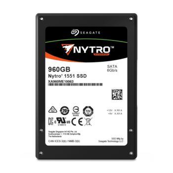 希捷 XA960ME10063 960G 企业级雷霆1551系列固态硬盘