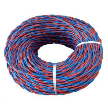 爱谱华顿(AIPU) RVS2*1.5 红蓝 两芯对绞软电线 200m每卷