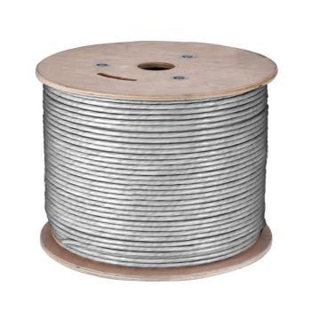 宇洪 六类4对UTP电缆 灰色 305米/箱