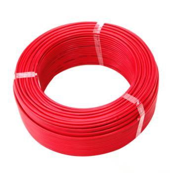 爱谱华顿(AIPU)WDZB-BYJ35 低烟无卤阻燃固定布电线 红色 100米/卷