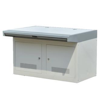 英谷 双联桌面式监控操作台1200*900*750木面
