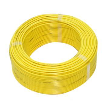 爱谱华顿(AIPU)WDZB-BYJ35 低烟无卤阻燃固定布电线 黄色 200米/卷