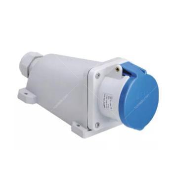 威浦 明装插座 IP44 63A 220V 3P TYP6901