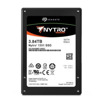 希捷 XA3840ME10063 3.84T 企业级雷霆1551系列固态硬盘