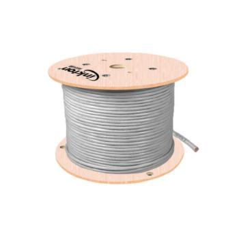 英科通 3类25对非屏蔽双绞线  YK001625 灰色 305米/轴