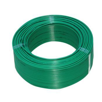 爱谱华顿(AIPU)WDZB-BYJ120 低烟无卤阻燃固定布电线 绿色 100米/卷