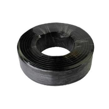 爱谱华顿(AIPU)SYWV75-7(2P-B)同轴电缆 黑色 200m/卷