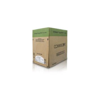 康普(Commscope)六类4对UTP网线23AWG 灰色 305米/箱 1071E SLT