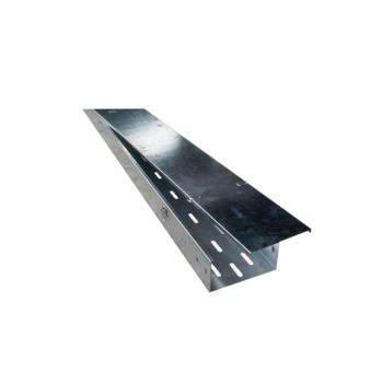 爱谱华顿(AIPU)镀锌托盘式水平桥架 300*200*1.2