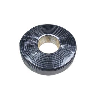 众城 RVV2*1.5 两芯软电线 黑色 100m/卷