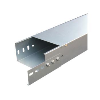 至配(Zhipei)600×300×2.0钢制镀锌槽式电缆桥架线槽(限豫鲁晋辽陕)