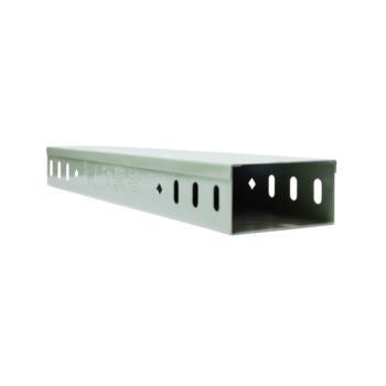 欣聚锋 喷塑桥架75*50*1.0*0.8含盖板