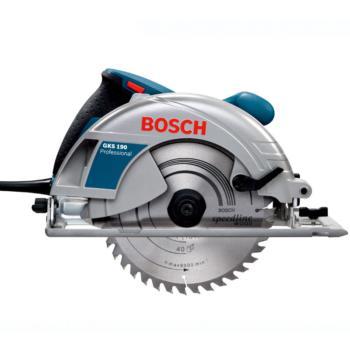 博世(BOSCH)电圆锯 木工 锯切割机 GKS190