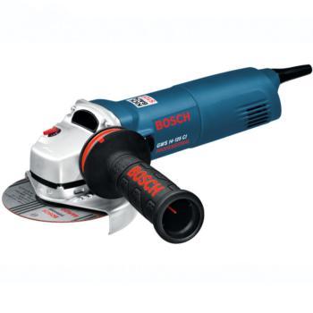 博世(BOSCH)抛光打磨机 磨光机 切割机 角磨机 GWS 14-125 CI