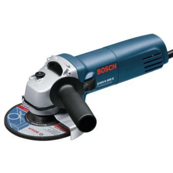 博世(BOSCH)抛光打磨机 磨光机 切割机 角磨机 GWS6-100E