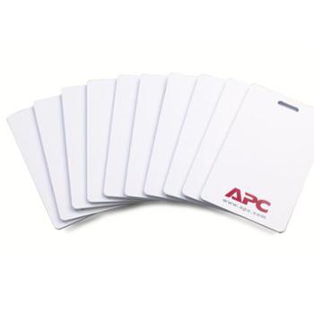 APC NetBotz HID感应卡-10包(用于机柜) AP9370-10
