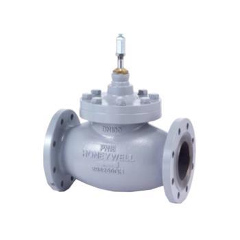 霍尼韦尔(HONEYWELL)DN100 二通法兰线性阀门 水用 PN16 V5088A1005
