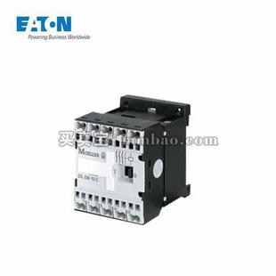 伊顿电气 小型接触器式继电器;DILEM-10(110V50HZ,120V60HZ)
