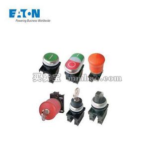 伊顿电气 V二位选择开关头;M22-WKV