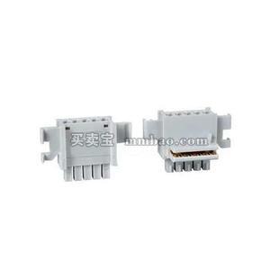 施耐德 测量通信 塑壳断路器附件;NSX-10 RJ45/RJ45 L=06M