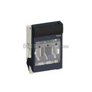 施耐德 Fupact ISFT 刀熔开关;ISFT100-3P固定式板前接线 1.5-50MM2