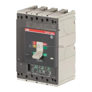 ABB 塑壳配电保护;T4S-250 TMA250/1250-2500 FFCL 4P N=100%(10062816+10151961)