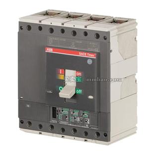 ABB 塑壳配电保护;T5N-630 TMA500/2500-5000 FF 3P