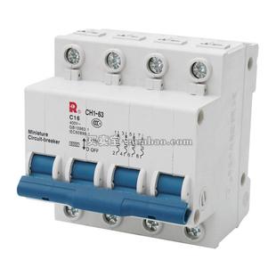 常熟开关 微型断路器;CH1-63C 16A/1P