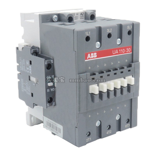 ABB 电容接触器;UA26-30-10 24V50/60HZ(82203003)