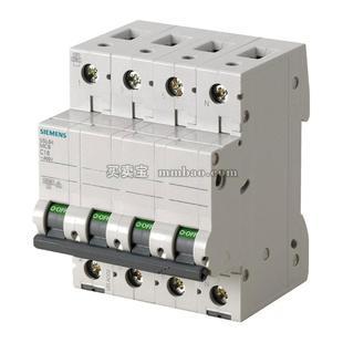 西门子 微型断路器;5SL4320-8CC(3P D20)