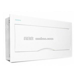 西门子 强电箱;8GB31114