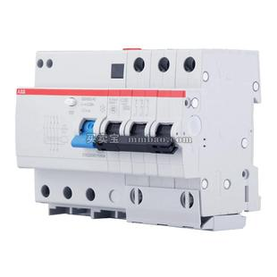 ABB 微断漏电保护;GSH202 AC-B16/0.03(10105343)
