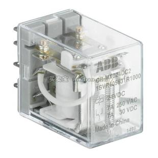 ABB 中间继电器;CR-M 230VAC 4C/O WITH LED
