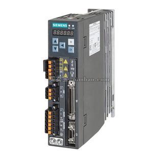 西门子 伺服驱动器;6SL3210-5FE10-4UA0